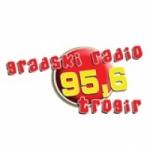 Logo da emissora Gradski Radio Trogir 95.6 FM