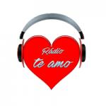 Logo da emissora Rádio Te Amo