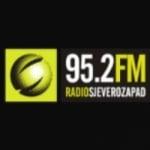 Logo da emissora Radio Sjeverozapad 95.2 FM
