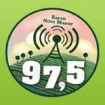 Logo da emissora Radio Novi Marof 97.5 FM