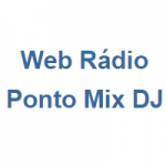 Logo da emissora Web Rádio Ponto Mix DJ