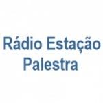 Logo da emissora Rádio Estação Palestra