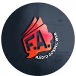 Logo da emissora F.A Rádio Gospel Web