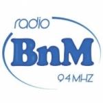 Logo da emissora Radio BNM