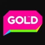 Logo da emissora Radio Gold Rock