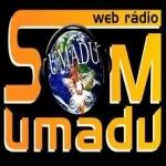 Logo da emissora Som Umadu