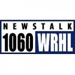 Logo da emissora Radio WRHL NewsTalk 1060 AM
