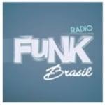 Logo da emissora Rádio Funk Brasil