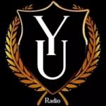 Logo da emissora Rádio Yaguara Una