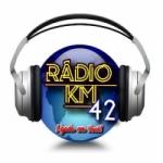 Logo da emissora Rádio KM 42