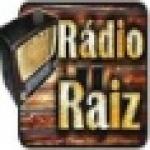 Logo da emissora Rádio Raiz
