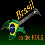 Logo da emissora Brasil On The Rock