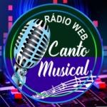 Logo da emissora Rádio Web Canto Musical