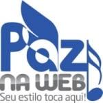 Logo da emissora Paz Na Web