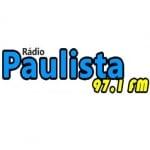 Logo da emissora Rádio Paulista