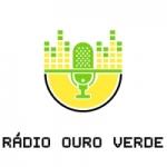 Logo da emissora Rádio Ouro Verde