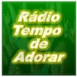 Logo da emissora Rádio Tempo de Adorar