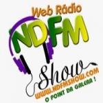 Logo da emissora Rádio ND FM Show