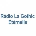 Logo da emissora Rádio La Gothic Etérnelle