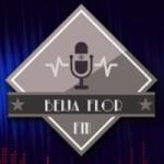 Logo da emissora Rádio Beija-Flor FM