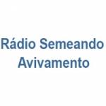 Logo da emissora Rádio Semeando Avivamento