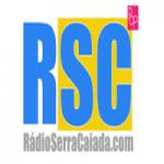 Logo da emissora Rádio Serra Caiada