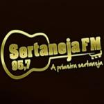 Logo da emissora Rádio Sertaneja FM 95.7
