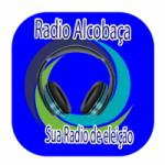 Logo da emissora Rádio Alcobaça