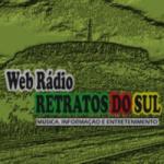 Logo da emissora Web Rádio Retratos do Sul