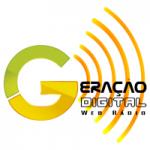 Logo da emissora Geração Digital Web Rádio