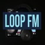 Logo da emissora Rádio Loop FM