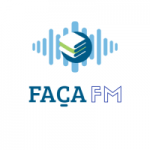 Logo da emissora Faça FM