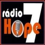 Logo da emissora Web Rádio Hope7