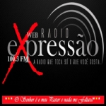 Logo da emissora Rádio Expressão FM