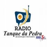 Logo da emissora Rádio Tanque da Pedra