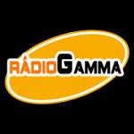 Logo da emissora Rádio Gamma