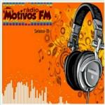 Logo da emissora Rádio Motivos FM