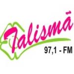Logo da emissora Rádio Talismã 97.1 FM
