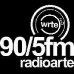 Logo da emissora Radio WRTE 90.5 FM