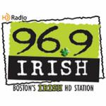 Logo da emissora Radio WBQT HD2 Irish 96.9 FM