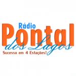 Logo da emissora Rádio Pontal Dos Lagos MG