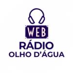 Logo da emissora Web Rádio Olho D'água