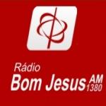 Logo da emissora Rádio Bom Jesus 1380 AM