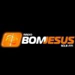 Logo da emissora Rádio Bom Jesus 93.9 FM