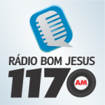 Logo da emissora Rádio Bom Jesus 1170 AM