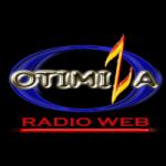 Logo da emissora Rádio Otimiza Web
