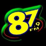 Logo da emissora Rádio Ieshuá 87.9 FM