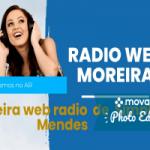Logo da emissora Web Rádio Moreira