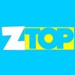 Logo da emissora Rádio ZTOP