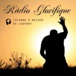 Logo da emissora Rádio Glorifique